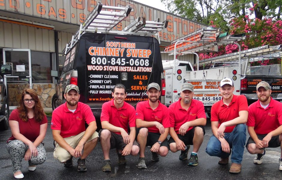 Our Team at Southern Chimney Sweep Clarkesville, GA