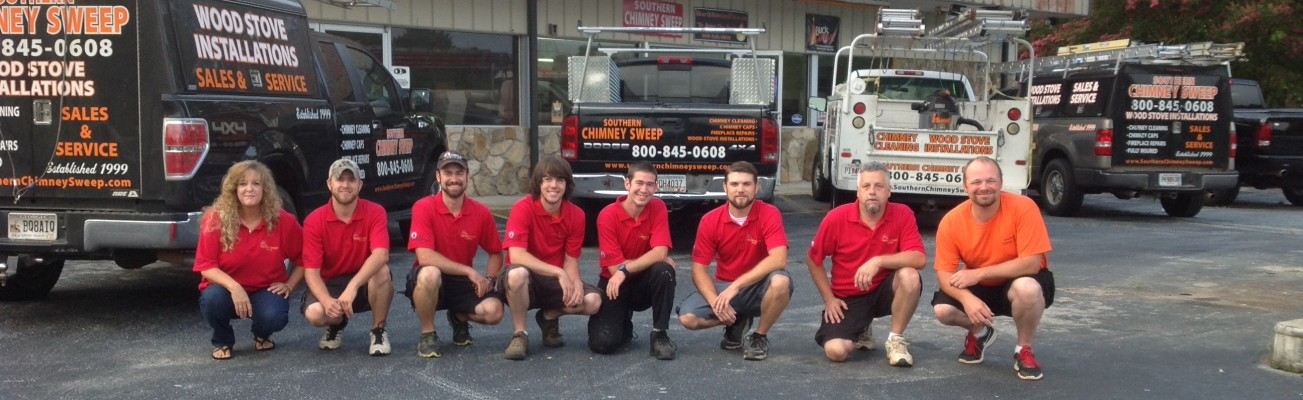 Southern Chimney Sweep Crew